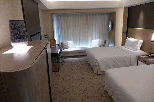 コンラッドホテル・デラックスルーム