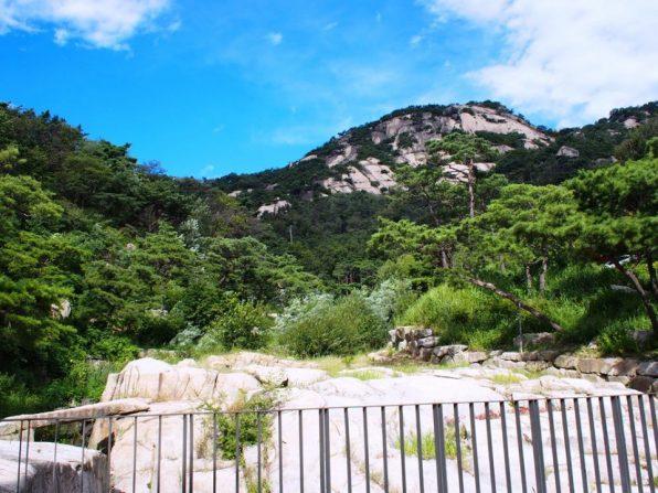 水馨洞渓谷