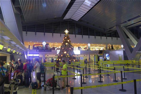 ニノイアキノ空港第3ターミナル