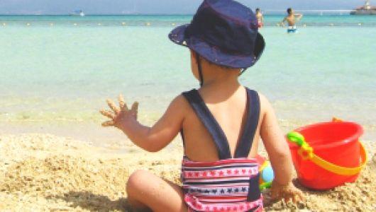 子連れ海外旅行を120%楽しむためのPOINT①
