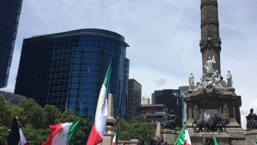 メキシコでも盛り上がっています!メキシコがW杯決勝トーナメント進出!